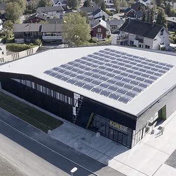 Prosjektering og rådgivende ingeniør for solcelleanlegg