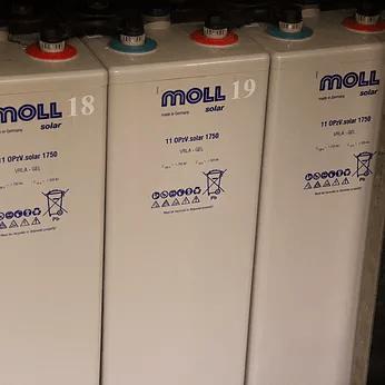 Solcellepanel, lagring og batterier