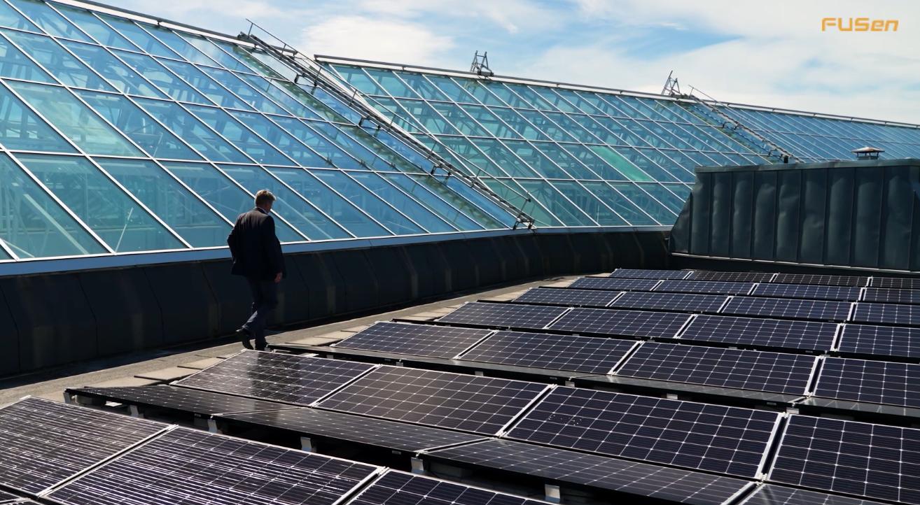 KLP eiendom solceller